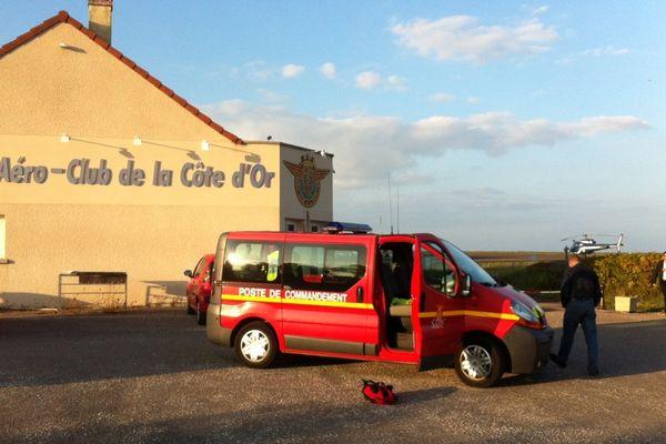 Un avion de voltige s'est écrasé à proximité de l'aérodrome de Darois en Côte d'Or.