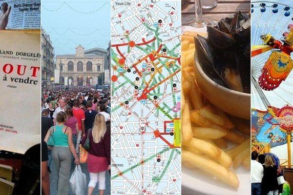 Météo, infos pratiques, bons plans, programme... Tout ce qu'il faut savoir sur la braderie de Lille édition 2013.