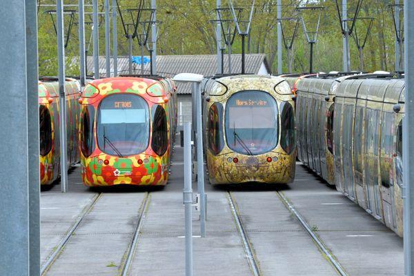 A compter de ce lundi 10 mai, les services du tram sont réduits dès 19h