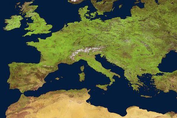 Les satellite permettent aux scientifiques d'avoir une photographie précise de l'évolution du littoral.