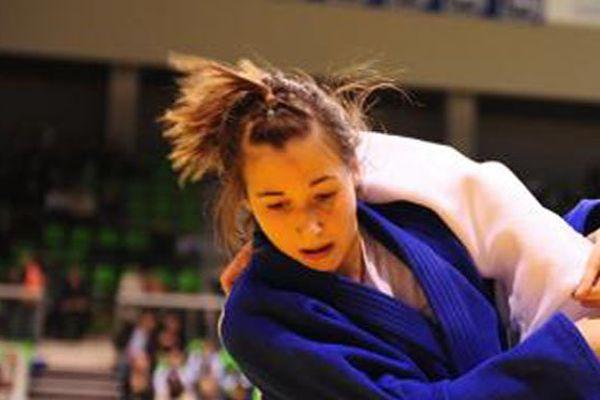 L'auboise Mélanie Clément a remporté la médaille de bronze au championnat de France de judo.