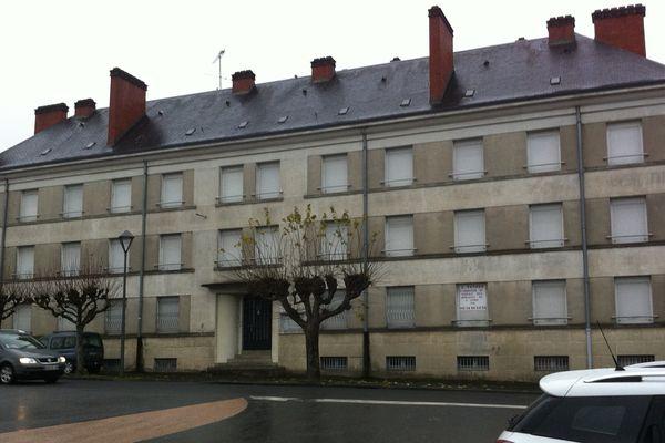 Un centre d'accueil pour les migrants sera créé dans les locaux de l'ancienne caserne de gendarmerie.