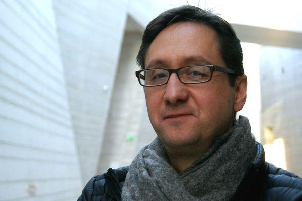 Emmanuel Martins, directeur technique de Lascaux 4