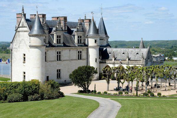 Le château d'Amboise, mis à l'honneur lors des 500 ans de la Renaissance.