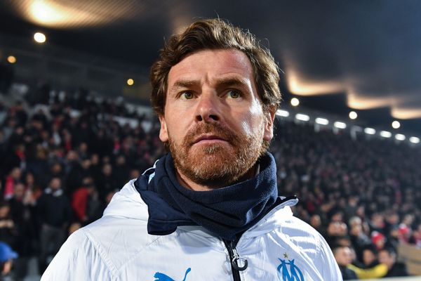 Illustration. L'entraîneur de Marseille (Ligue 1), Villas Boas suspendu pour un match.