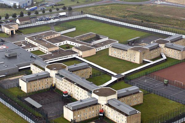 Centre de détention de Châteaudun (Eure-et-Loir).