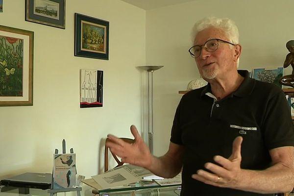 Jean-Pierre Ricard a travaillé pendant 40 ans dans les prisons, à tous les échelons. Il publie ses mémoires.