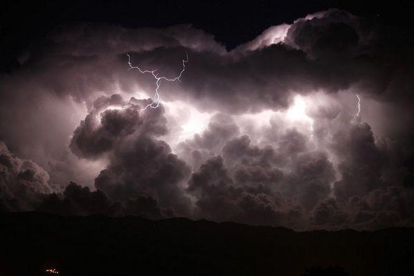 La Corse est placée en vigilance jaune orages ce jeudi 22 août par Météo France