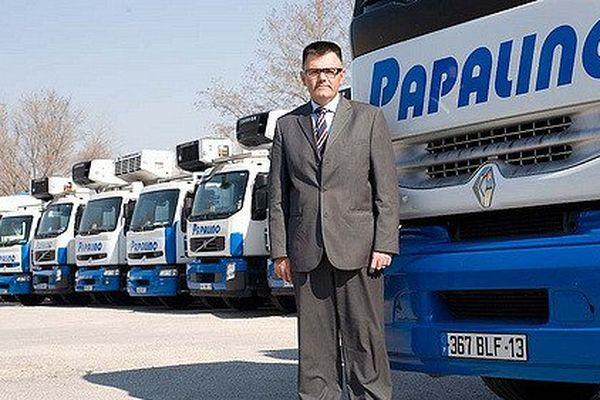 Patrick Vignapiano, gérant du groupe Papalino.