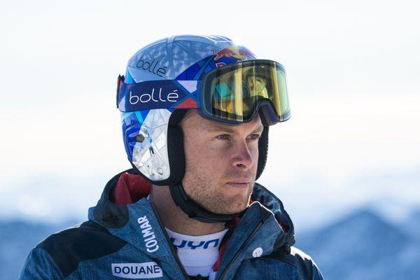 Alexis Pinturault à Soelden (Autriche) le 22 octobre 2021, avant l'ouverture des Mondiaux de ski alpin. / © JOHANN GRODER / EXPA / APA / AFP
