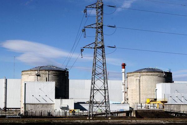 La centrale de nucléaire de Fessenheim