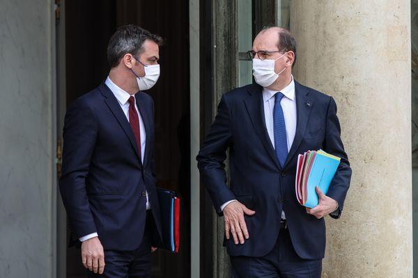 Le premier ministre Jean Castex fait un point ce jeudi 11 mars sur l'épidémie de covid en France et la vaccination.