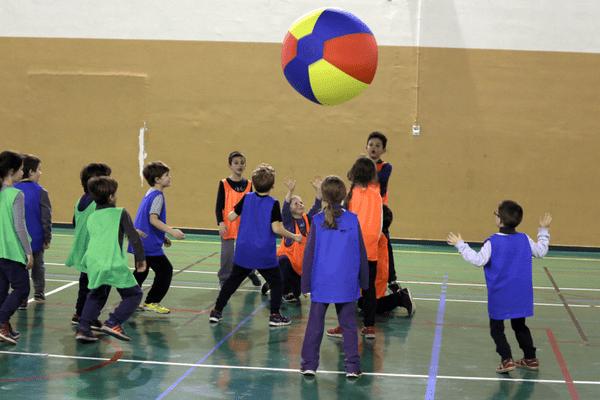 Le kin-ball
