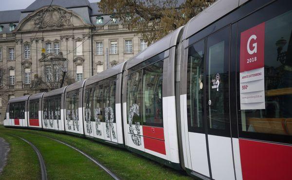 Tram Gutenberg