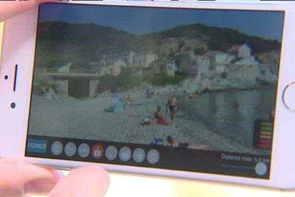 L'application Friendly Corsica a été lancée en 2014