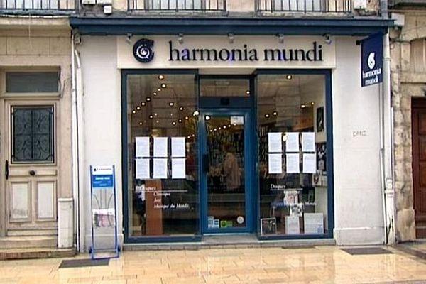 La boutique située rue Piron à Dijon