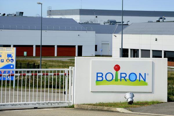 Le siège social de Boiron est installé à Messimy, dans le Rhône.