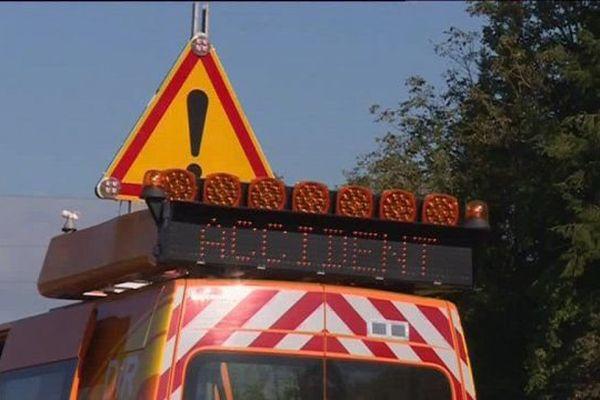 Soyez prudent sur la route !