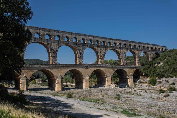 """Le Pont du Gard représentera l'Occitanie lors de la quatrième saison de l'émission """"Le monument préféré des Français"""" sur France 3."""