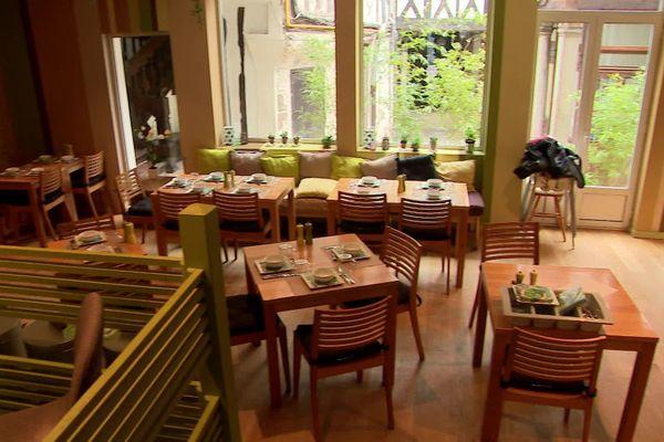 Les restaurants sont fermés depuis le 30 octobre 2020 en raison de la crise sanitaire liée à la Covid-19.