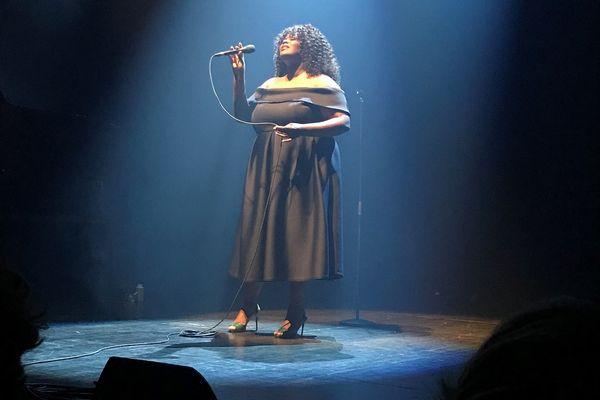 Yseult en concert aux Francofolies 2021