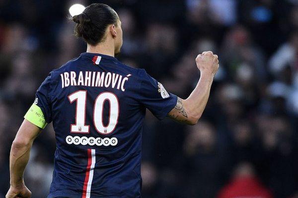 Le retour de Zlatan Ibrahimovic est prévu face au FC Nantes