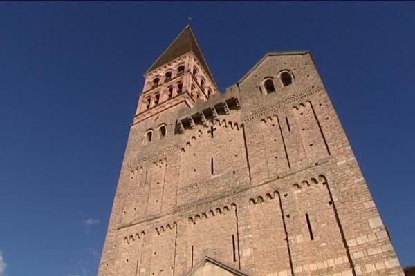 L'abbaye Saint-Philibert de Tournus pourrait être classée un jour au patrimoine mondial de l'Unesco, une association y travaille depuis 3 ans