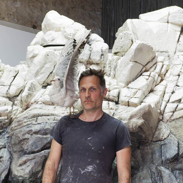 Julien Berthier, artiste plasticien