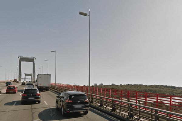 Le pont d'Aquitaine sera fermé à la circulation pendant 20 heures ce week-end.