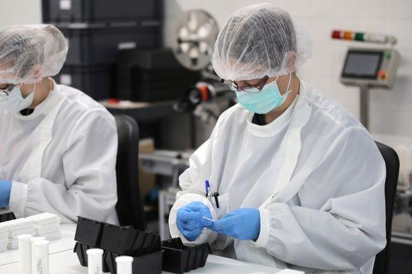 Basée à Montluçon dans l'Allier, l'entreprise Kappa City Biotech est spécialisée dans la production de tests de drogues et de stupéfiants.