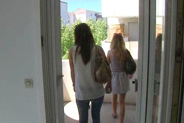 A Montpellier, il faut souvent se tourner vers la colocation pour accéder à un logement au loyer abordable