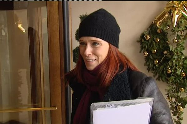Audrey Fleurot, membre du jury.