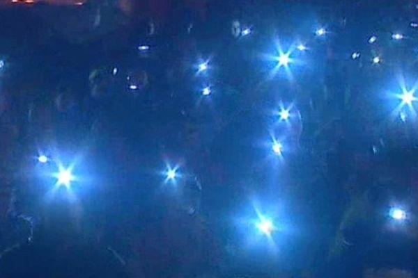 1700 lampes frontales se sont alignées au départ des épreuves