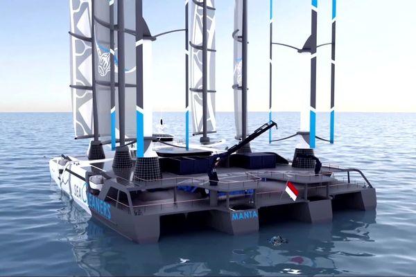 Le projet est porté par l'association The Sea Cleaners
