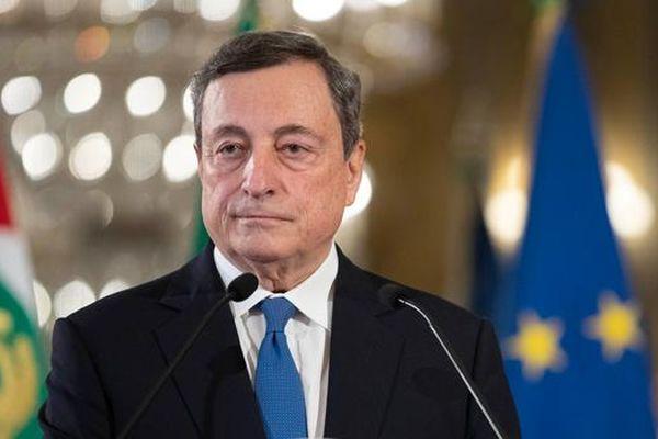 """Mario Draghi: le président d'un Conseil italien d' """"Union nationale""""...ou presque!"""