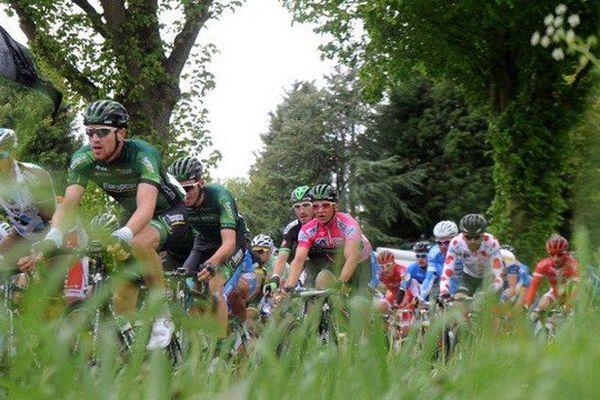 178,7 km entre Lestrem et Cassel pour cette quatrième étape des Quatre jours de Dunkerque