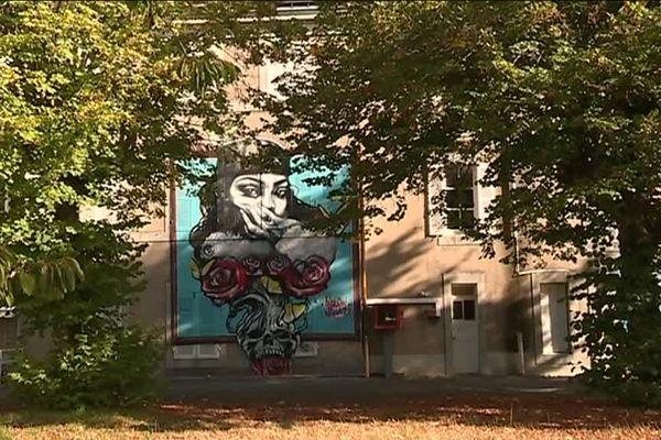 Le couvent de Nazareth à Angers investi par une centaine d'artistes