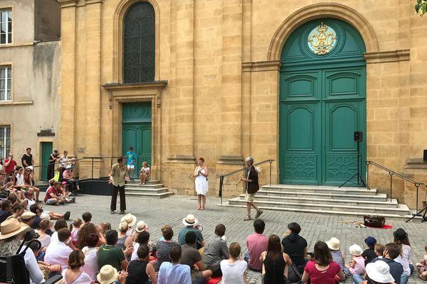 Le festival Hop Hop Hop a animé les rue messines ce week-end