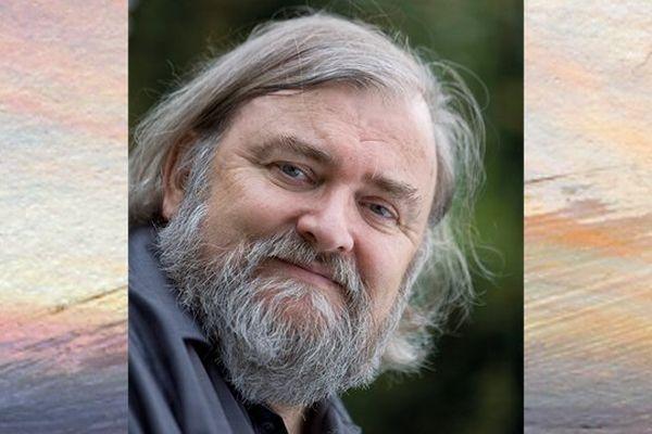 Michel Le Bris, directeur du Festival Etonnants Voyageurs de Saint-Malo