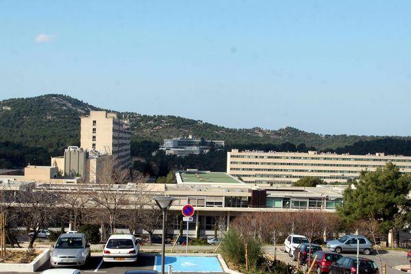 Le campus de Luminy à Marseille.