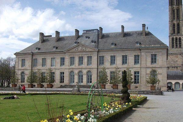 Le Musée des Beaux-Arts de Limoges s'est installé dans ancien palais épiscopal de la ville