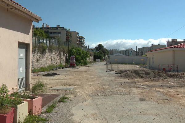 L'entrée du tunnel sera creusée au niveau de la gare Saint-Augustin. A Terme, les automobilistes gagneront 9 minutes entre la sortie Grinda et l'A8 en heure de pointe.