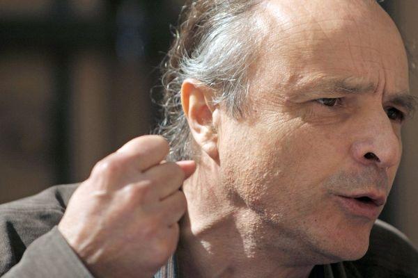 ARCHIVES - André Paccou, responsable de la Ligue des Droits de l'Homme en Corse.