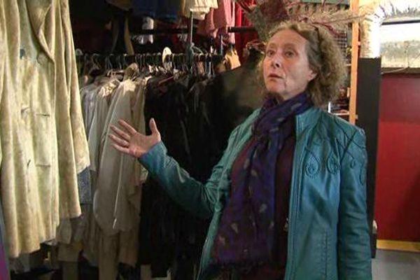 La CIA, basée à Villeneuve-les-Maguelone, dans l'Hérault, depuis 20 ans, lance un appel pour sauver sa costumerie - novembre 2015