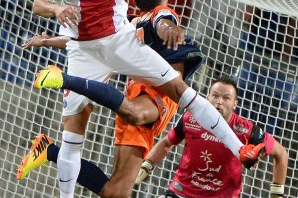 Montpellier-PSG, première journée de Ligue 1 2013