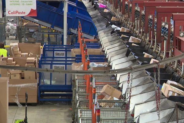 La Poste fait face à l'augmentation du nombre de livraisons