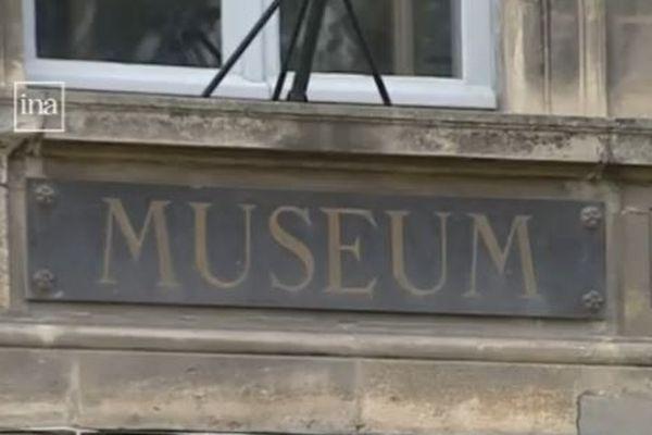 Le Museum de Bordeaux et ses collections en 2008, avant la fermeture pour rénovation. Tout est resté figé pendant 150 ans