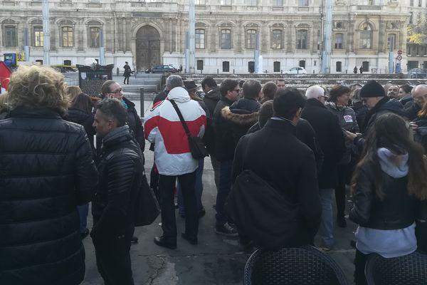 Les salariés des organismes de Sécurité sociale sont en grève ce mardi 18 décembre