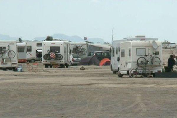 Un parking de huit hectares doit être construit sur la plage de Piémanson.