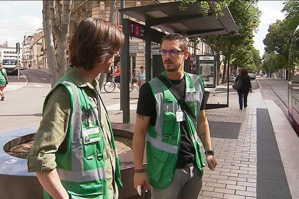 Les médiateurs des transports existent depuis 2011 à Dijon.